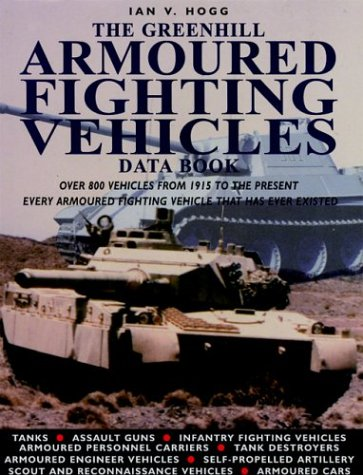 Read Online The Greenhill Armoured Fighting Vehicles Data Book pdf epub
