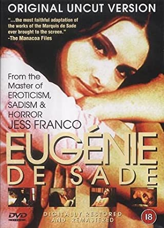 Eugenie de Sade Original Uncut Version DVDRip - English Dubbed
