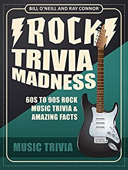 Download for free Rock Trivia Madness: 60s to 90s Rock Music Trivia & Amazing Facts