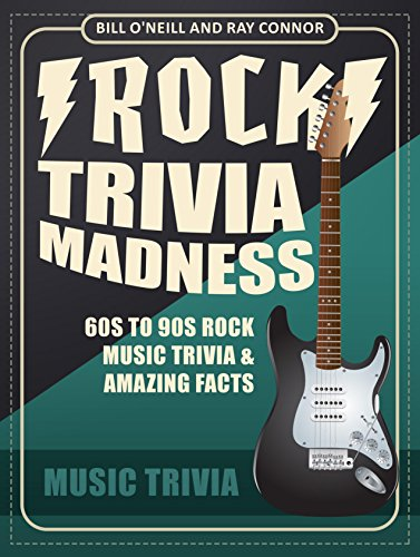 Rock Trivia Madness: 60s to 90s Rock Music Trivia & Amazing Facts]()