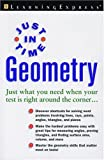 Just in Time Geometry, Catherine Jeremko and Colleen Schultz, 1576855147
