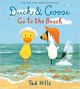 Image result for duck and goose go to the beach