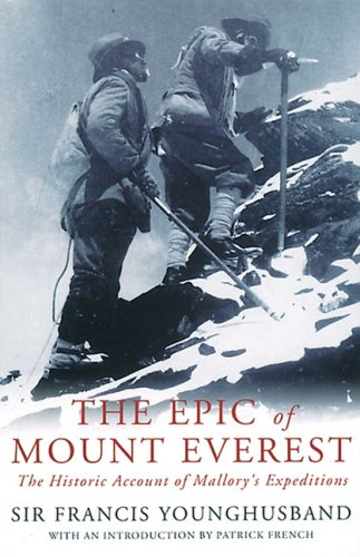The Epic of Mount Everest