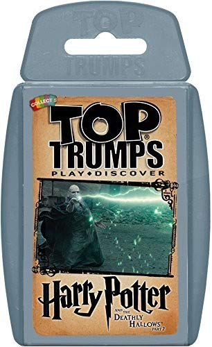(Harry Potter & The Deathly Hallows Part 2 Top Trumps Card Game)