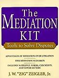The Mediation Kit, J. W. Zeigler, 0471192961