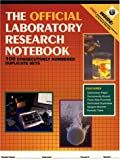 The Official Laboratory Notebook, Jones and Bartlett Publishers Staff, 0763705160