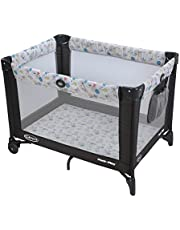 Graco Pack 'n Play Portable Playard | Push Button Compact Fold, Carnival