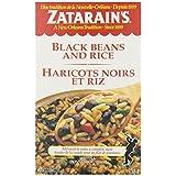 Zatarain's a New Orleans Tradition, Black Beans & Rice, 198g