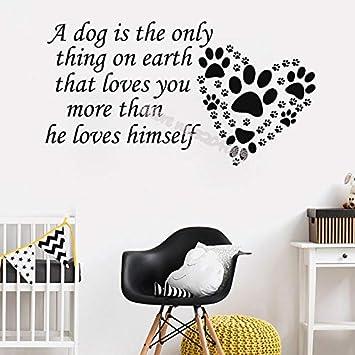 Un perro es lo único en la tierra que te ama más de lo que se