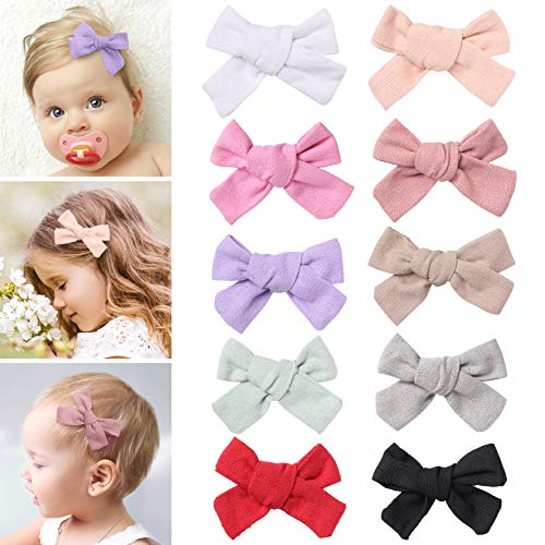 Hair clips bows toddler girls product image