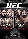 UFC 181/182 DVD