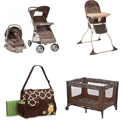 Cosco Quigley Baby Travel System