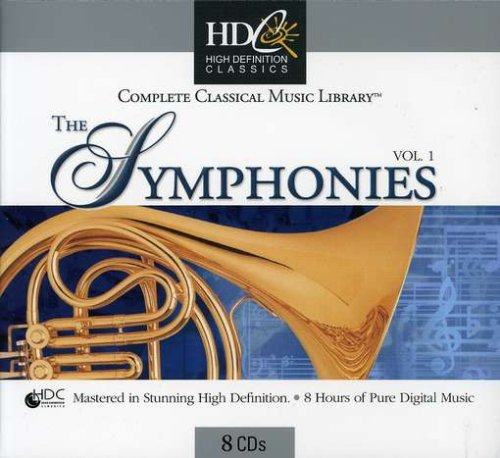 Symphonies: Classical Music Libraries -