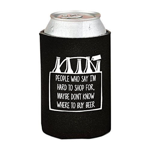 Funny Can Coolers ~ Funny beer can coolers pack party favor drink coolies