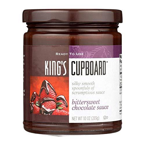 KINGS CUPBOARD Bittersweet Chocolate Sauce, 10 OZ by The King's Cupboard (Image #3)