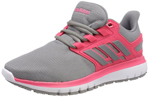 Gris Femme Pink Adidas real F17 Cloud grey Running S18 W Chaussures F17 Energy 2 Three grey De xqTnfq48w