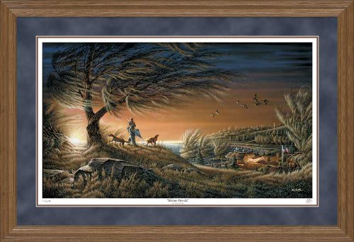 Lifetime Friends Framed Limited Edition Print by Terry Redlin