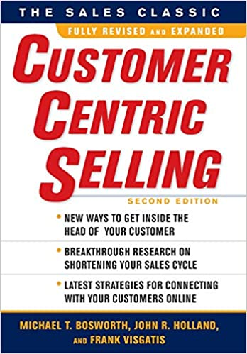 Customer Centric Selling Pdf