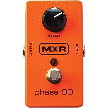 PEDALES EFECTO MXR - Dunlop (M101) Phase 90 (Tambien para Teclados y Voz): Amazon.es: Instrumentos musicales