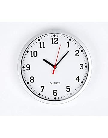 Home & Garden Clocks Popular Dial Number Round Desk Alarm Clock For Children Girl House Decoration A Wide Selection Of Colours And Designs