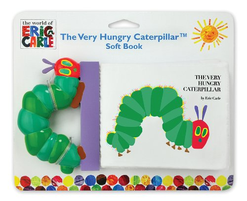 (World of Eric Carle, The Very Hungry Caterpillar Soft Book)