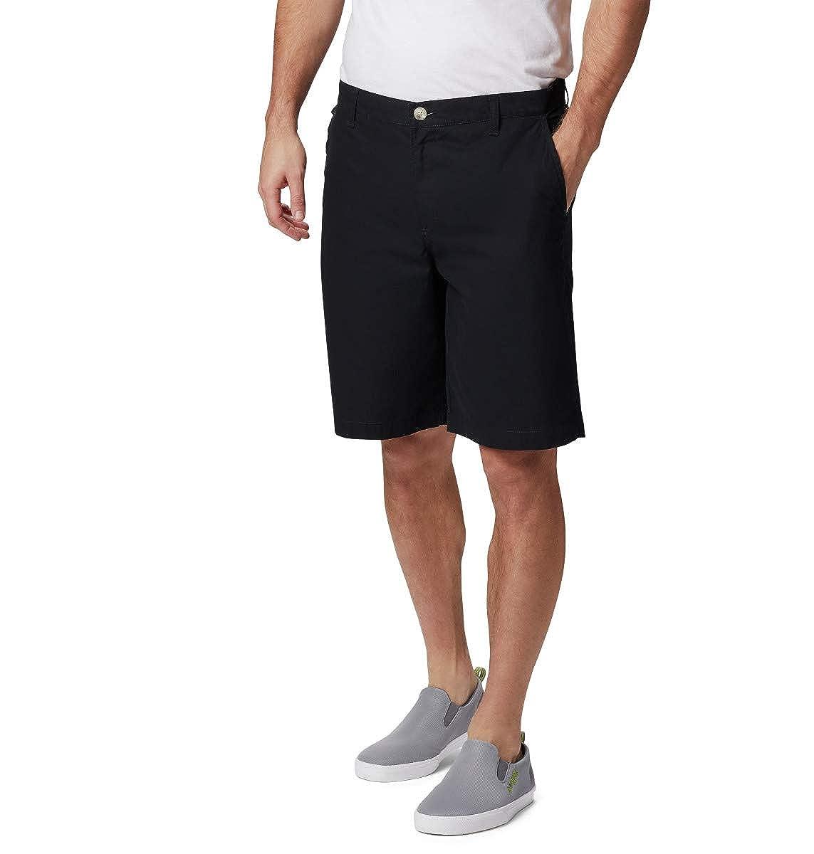 Columbia Mens PFG Bonehead II Shorts 100/% Cotton Canvas