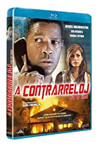 A Contrarreloj (Out Of Time) [Blu-ray]