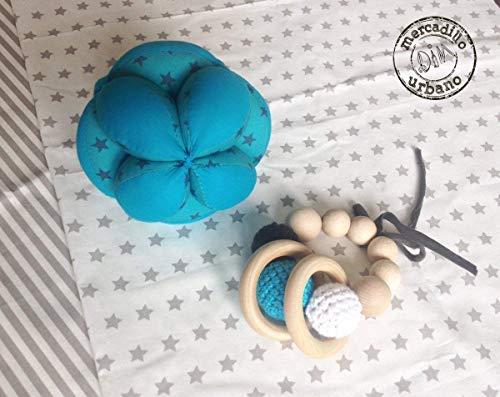 KIT bebé Montessori 2 Regalos para bebés, Pelota infantil y ...