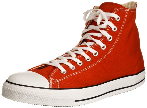 Converse As Hi Can Red - Zapatillas Unisex adulto Rojo (Rojo)