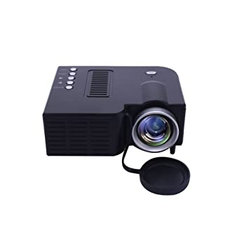 Amazon.com: TOPmountain 4K 3D 1080P Full Hd Projector Mini ...