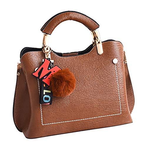 Bag l'estate Moda borse Valentin Borsa delle donne San Wild per del bags La palla Beikoard Natale donne capelli borsa regalo Killer primavera dei 2019 e Giallo le SP6nt0