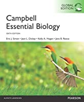 Campbell Essential Biology, Global Edition, 6th Edition Front Cover