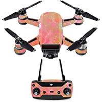 Skin for DJI Spark Mini Drone Combo - Thai Marble| MightySkins Protective, Durable, and Unique Vinyl Decal wrap cover | Easy To Apply, Remove, and Change Styles | Made in the USA