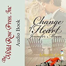Change of Heart: The Lobster Cove Series Audiobook by Jennifer Moore Narrated by Skyler Morgan
