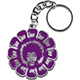 C&D Visionary K-2681-E Jimi Hendrix Metal Keychain