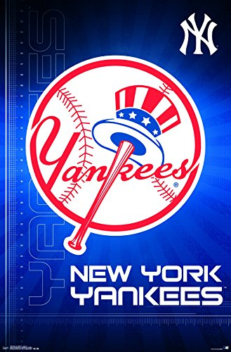 MLB New York Yankees, Team Logo, 22