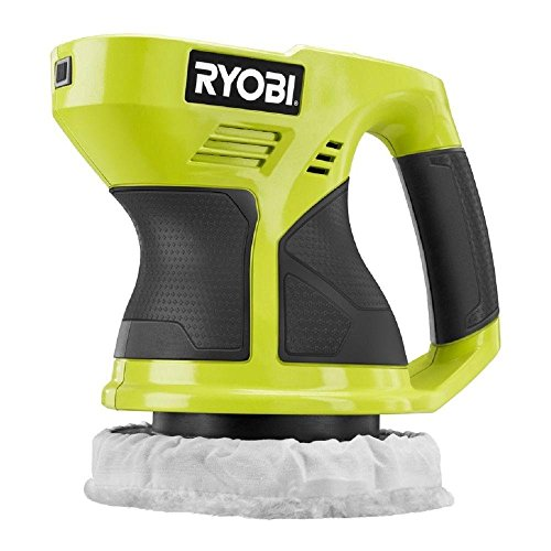 (Ryobi P430G 18-Volt ONE Plus Green Buffer Battery and Charger Sold Separately)