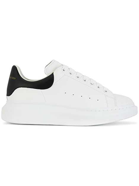 Alexander McQueen - Zapatillas para Hombre Weiß IT - Marke Größe, Color, Talla 42.5 IT - Marke Größe 42.5: Amazon.es: Zapatos y complementos