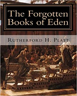 The Lost Books of the Bible and the Forgotten Books of ...