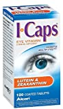 Icaps Icaps Lutein And Zeaxanthin Formula, 120 tabs (Pack of 3)
