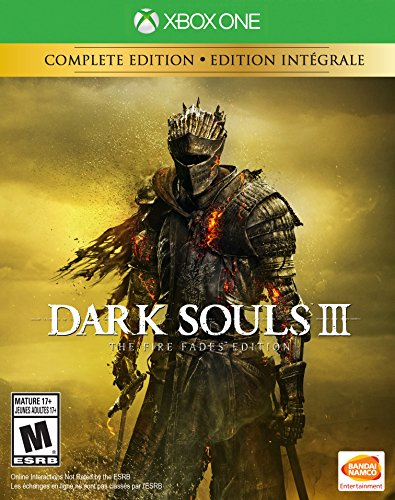 Dark Souls III: The Fire Fades Edition - Xbox One (Best Fantasy Rpg Xbox One)