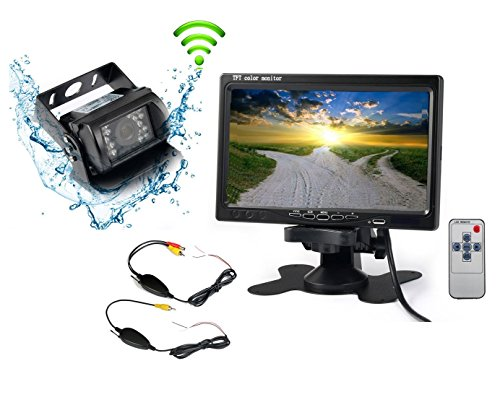 wireless Waterproof Monitor monitor Semi Trailer