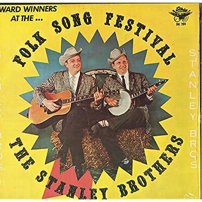 folk song festival LP: Music
