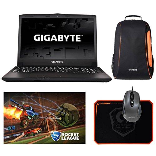 Gigabyte P55Wv7-KL3 (i7-7700HQ, 32GB RAM, 256GB SATA SSD + 1TB HDD, NVIDIA GTX 1060 6GB, 15.6
