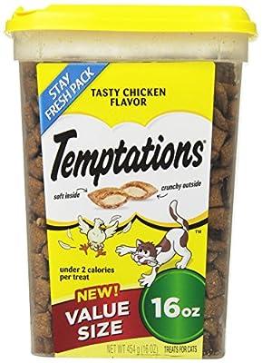 TEMPTATIONS Classic Cat Treats