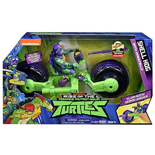 Rise of the Teenage Mutant Ninja Turtles Shell Hog with Donatello -