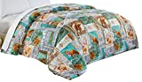 RT Designers Collection Adirondack Patchwork Comforter, King