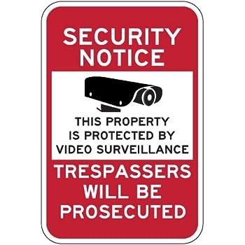 Amazon.com: Propiedad protegidos por Vídeo grabado de ...