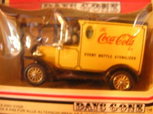 Lledo Lledo Lledo Days Gone Coca Cola Ford Model T truck Every Bottle Sterilized on side of truck by Lledo 746598