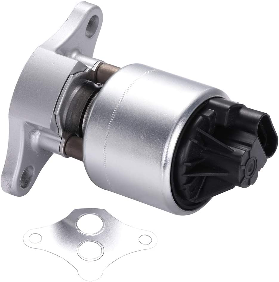SELEAD Automotive Emission EGR Valves Replacement for Acura SLX 96 Buick LaCrosse 05 Buick LeSabre 02-05 Buick Park Avenue 02-05 Buick Regal 02-04 Cadillac DeVille 00-05 Cadillac Eldorado 00-02